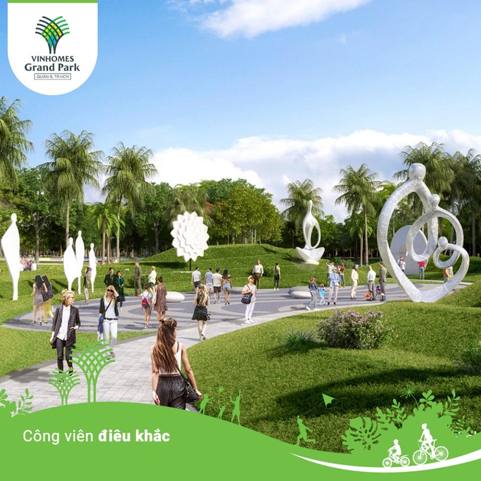 Công viên điêu khắc